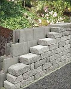 Infos Zu Natursteinen Und Mauersystemen Von HORNBACH