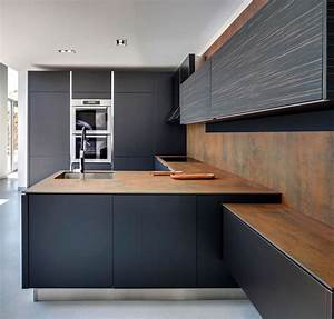 kitchen design trends 2018 2019 colors materials With kitchen cabinet trends 2018 combined with stickers gold