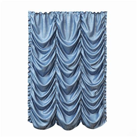 austrian drape austrian curtain 3d max