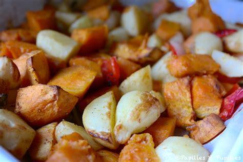 cuisiner patate douce au four patates douces et pommes de terre rôties au four