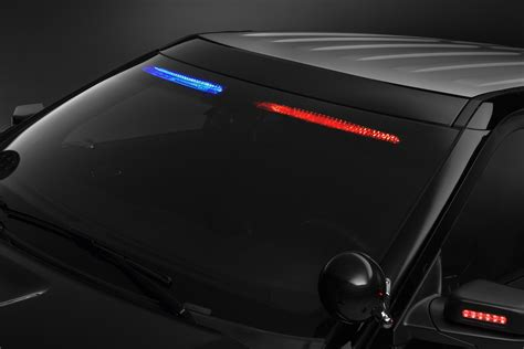 Ford Releases No Profile Front Interior Visor Light