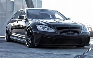 Future Mercedes Classe S : 2014 prior design mercedes classe s w221 bodykit dark cars wallpapers ~ Accommodationitalianriviera.info Avis de Voitures