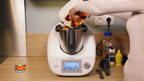 thermomix tm5 prise en