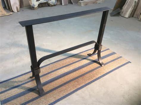 Ohiowoodlands Console Table Base Steel Sofa Table Legs