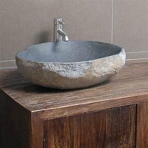 Naturstein Waschbecken Erfahrungen : waschbecken aus stein und marmor f r das badzimmer ~ Indierocktalk.com Haus und Dekorationen