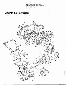 Mtd Shredder Parts