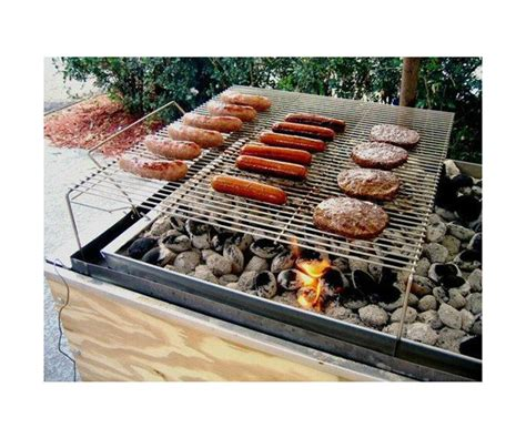 la caja china stainless steel top grill barbecuebiblecom