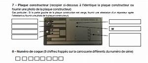 Numero Vin Bmw : help attestation d 39 identification du vehicule m3 e36 m passion ~ Melissatoandfro.com Idées de Décoration