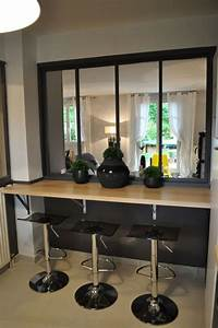 Bar D Interieur : les 25 meilleures id es de la cat gorie cuisine verriere sur pinterest verri re cuisine ~ Preciouscoupons.com Idées de Décoration