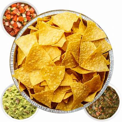 Chip Clipart Nachos Guac Transparent Chips Salsa