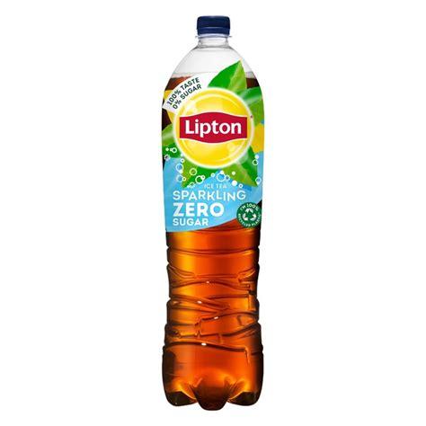 lipton ice tea sparkling original suikervrij