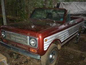 1979 International Harvester Scout Scout Ll For Sale