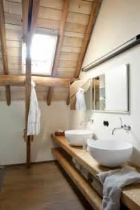 badezimmer landhausstil dusche badezimmer dachgeschoss holz landhausstil wohnideen einrichtung wände