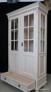 Massive Landhausmöbel Weiss : massive landhausm bel 5514 vitrine 2t classic landhaus aus massivholz wei ~ Sanjose-hotels-ca.com Haus und Dekorationen