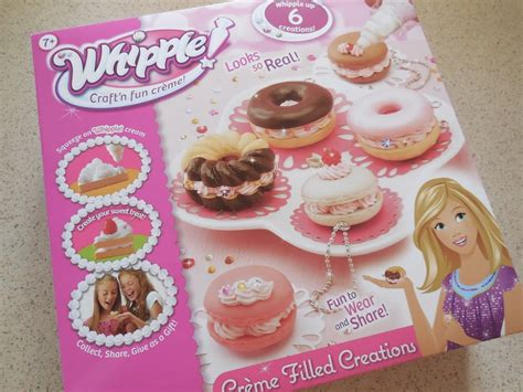 wonderful world of whipple cr 232 me filled creations kit