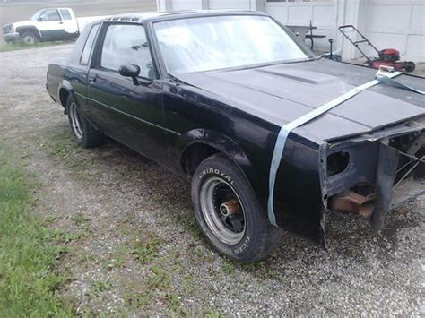 Buick Grand National Parts by Find Used 1986 Buick Regal Grand National Coupe 2 Door 3