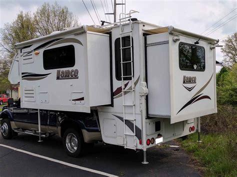 lance  truck camper  ohio