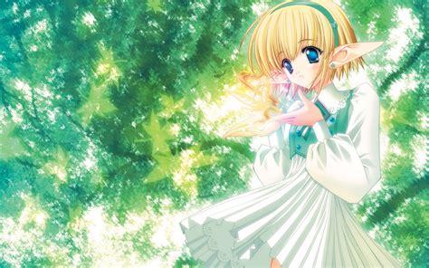 Anime Pretty Wallpaper - anime m 228 dchen unter b 228 umen 1600x1200 hd