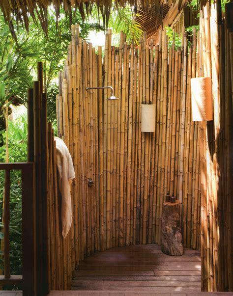 doccia in giardino creare una doccia da esterno per una rinfrescata 20