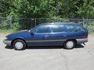 Ford Taurus Wagon Sedan Passenger Car Vehicle Roof Rack V6