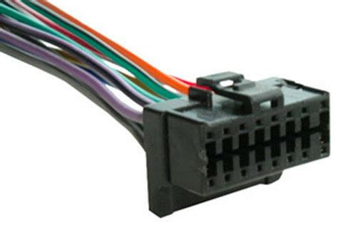 Pioneer Wiring Harness Car Stereo Pin Bwireconnector Ebay