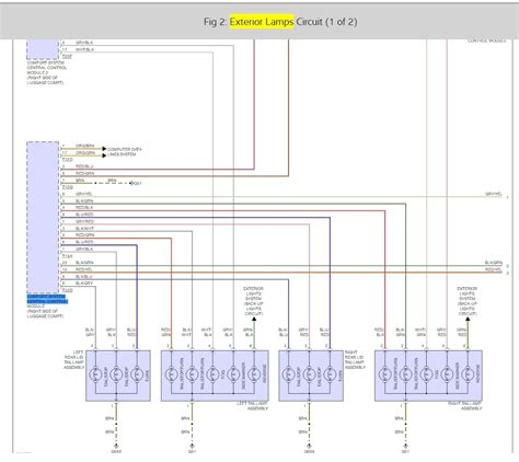 audi  amplifier wiring diagram wiring diagram