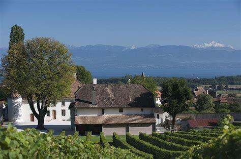 chambre d hotes geneve chateau le rosey escapade oenologique en suisse