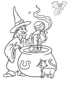 halloween coloring page crafts  worksheets