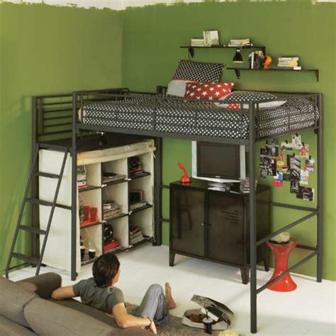 chambre f1 le lit mezzanine ou le lit supersposé quelle variante