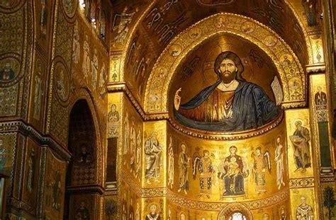 poste de chef de cuisine duomo di monreale la plus église arabo normande de
