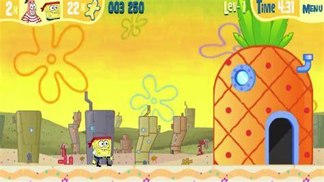 Bob esponja y patricio se estaban drogando,cuando los secuestraron y los sometieron a un juego macabro.sponge bob esponja patricio calamardo saw juego macabro Juego para Niños - Bob Esponja en inglés - YouTube
