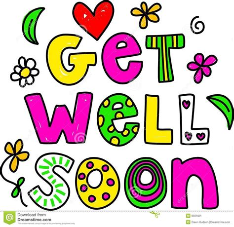 get clipart get well soon colorful clipart