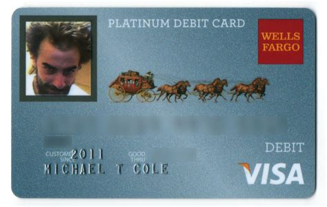 wellsfargo  debit card design debit card