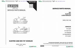 1998 Ezgo Ga Wiring Diagram