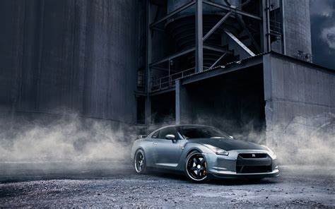 Gtr R35 Wallpaper Hd by Nissan Gt R R35 Supercar Photo Hd Wallpaper Free High