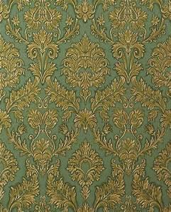 edem 708 38 hochwertige prage barock tapete damask With balkon teppich mit tapeten exclusive