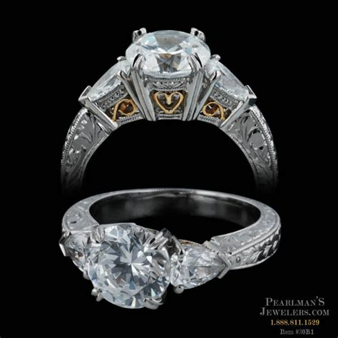 This Lovely And Classic Michael Beaudry Engagement Ring Is. Resin Wedding Rings. Sterling Silver Necklace. Womens Banglesmardi Gras Beads. Faux Diamond Engagement Rings. Old Engagement Rings. Ladis Watches. Translucent Beads. Blood Diamond