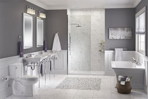 Classic Bathroom Fixtures by American Standard Adds New Bath Fixtures In Town Square S