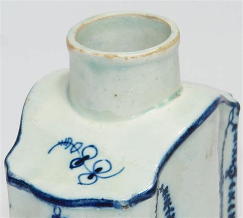 swag ls for sale pearlware tea caddy with flower swags c 1780 for sale
