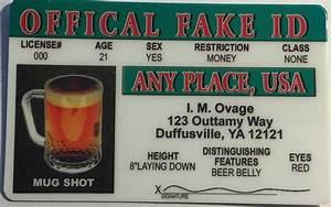 Official Fake I... Fake Id