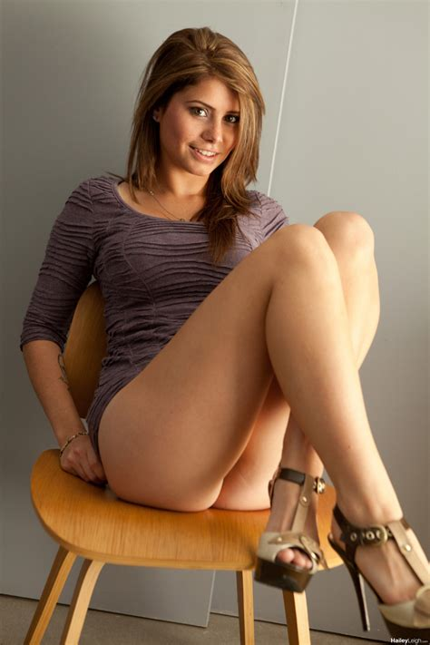 hailey leigh frisky chair strip