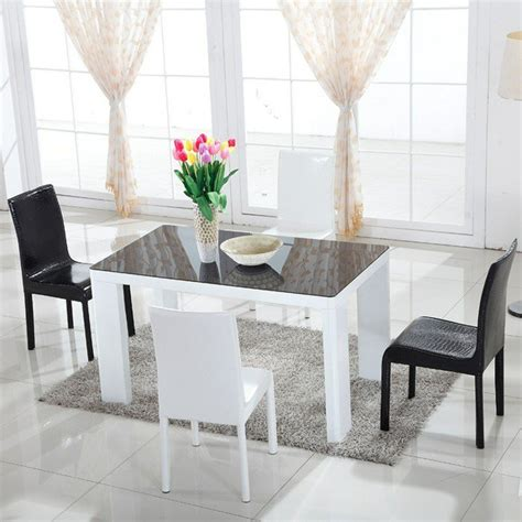 chaise blanche ikea table blanche fly trendy table blanche fly with table