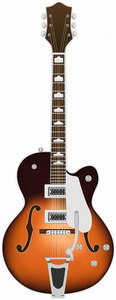 Guitar Transparent Clipart Electric Clip
