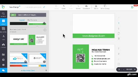 How To Print Business Cards From Canva Business Logo Name Tags Maker Letter Template Price Increase Notebooks Austin Journal Illustrator Design Australia Paper Bags