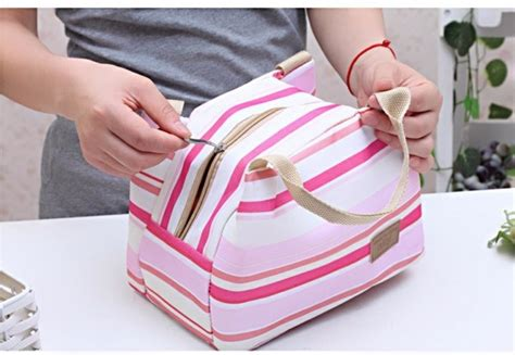 lunch bag baby food storage insulated school thetickletoe com