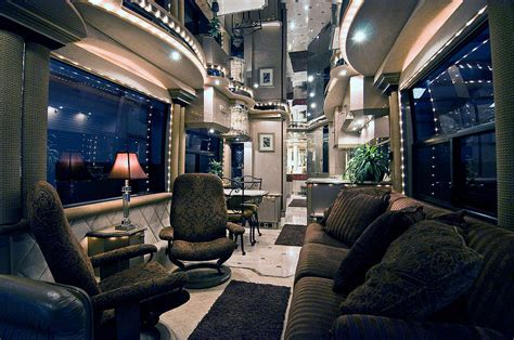 2 Bedroom Destination Trailers by Rv Blog Post Nascar And Prevost Have Signed A New Multi