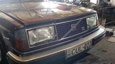volvo  early  code headlight wipers  action youtube