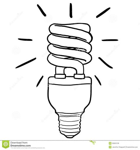 How To Draw A Light Bulb by Light Bulb Clipart Pencil And In Color Light Bulb