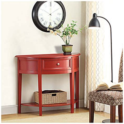 big lots furniture end tables red semi circle accent table big lots