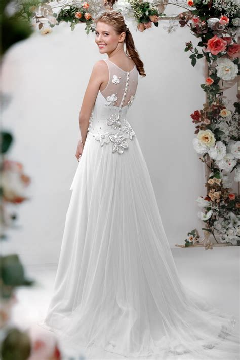 summer outdoor wedding dresses luxury brides